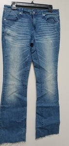 Mossimo Mid Rise Boot Jeans
